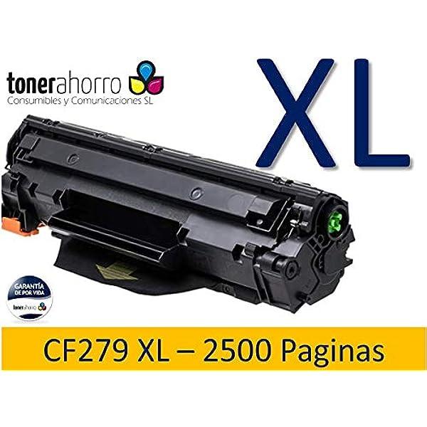 Printer Express XL tóner (equivalente a HP cf279 a, cf279 ...