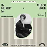Wild Cat Boogie: the Complete Sensation Recordings by Doc Wiley (2003-08-01)