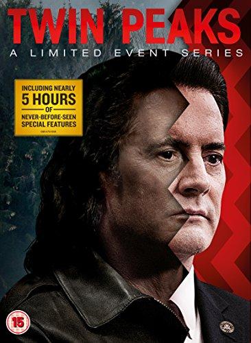 Twin Peaks: A Limited Event Series [Edizione: Regno Unito] [Import italien]