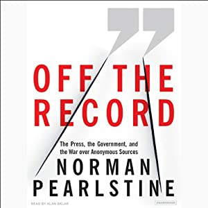 Off the Record Audiobook