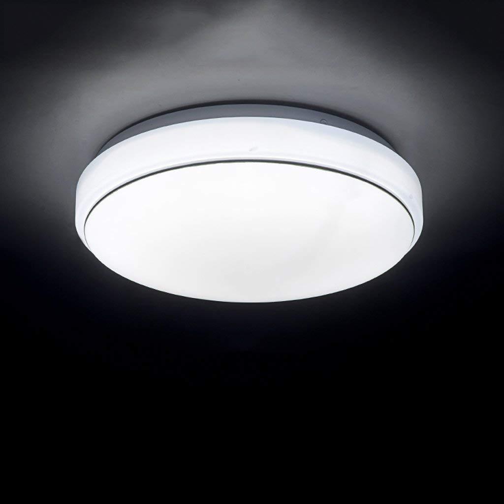 Was Led Deckenleuchte Energiesparlampe Schlafzimmer Balkon Wohnzimmer Beleuchtung Bad Eingang Leuchtet (Farbe  38  10 Cm)