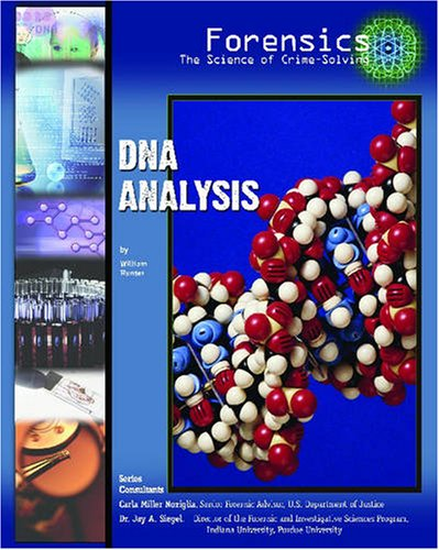 Download DNA Analysis (Forensics, the Science of Crime-Solving) PDF