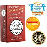 Not Parent Approved: A Hilarious Card Game for Kids, Tweens, Families and Mischief Makers