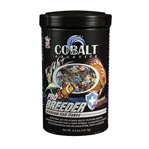 Cobalt Aquatics Pro Breeder Flake, 5 oz