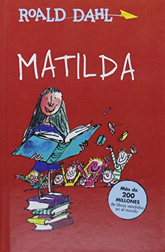 Matilda (Spanish) (Turtleback School & Library Binding Edition) (Spanish Edition)
