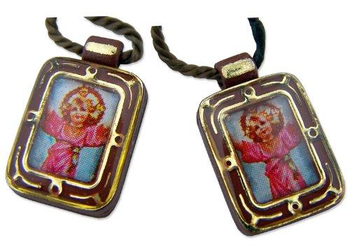 RA Catholic Gift Divine Child Infant Jesus Christ Divino Nino Devotional Cord Scapular -