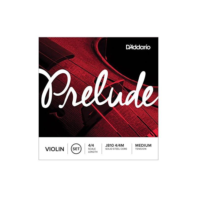 D'Addario Prelude Violin String Set, 4/4