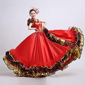 &qq Traje de danza del toreo de España y puesto en vestido ...