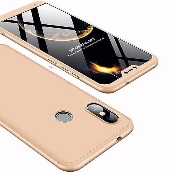 Amazon com: Xiaomi Redmi 6 Pro Case, Xiaomi Mi A2 Lite Case