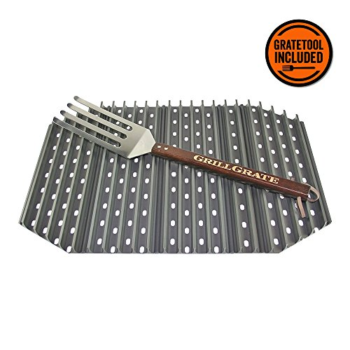 GrillGrates for the Weber Q300 Q330 Q3000 Q3300 by GrillGrate