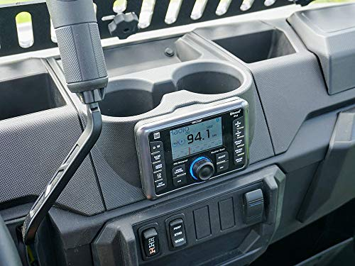 T-N-T Audio 2018 2019 Polaris Ranger 1000 XP In Dash Stereo System (Best Rated Car Stereo 2019)