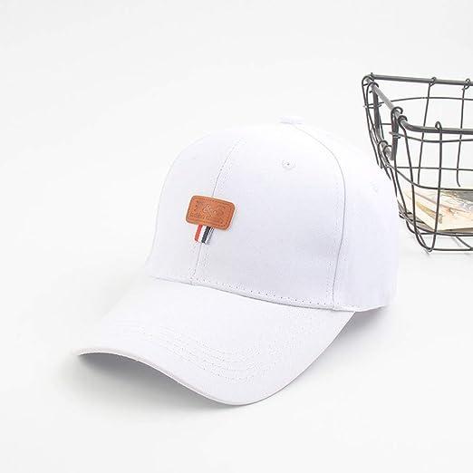 Gorra Mujer Sombrero para el Sol Gorra de béisbol Protector Solar ...