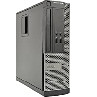 Dell Optiplex 3010 SFF Premium Flagship Business Desktop Computer (Intel Core i3-3220 3.3GHz, 4GB DDR3 Memory, 500GB HDD, DVDRW, VGA, HDMI, Windows 7 Professional) (Certified Refurbished)