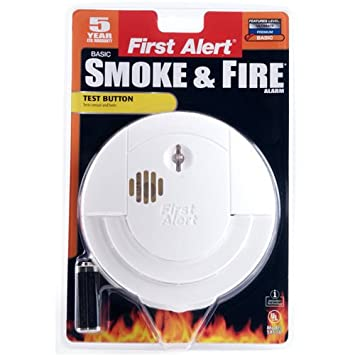 FIRST ALERT SA67D Smoke Detector
