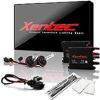 $42 » Xentec H11 (H8/H9) 6000K HID Xenon Bulb bundle with 55W EP alloy Slim Ballast (Ultra…