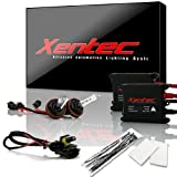 xenon headlight kit - XENTEC H11 6000K Advanced Slim Alloy Ballast HID Xenon Kit (Ultra White)