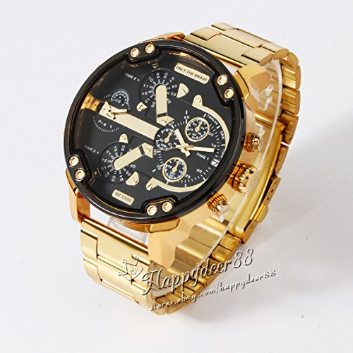 fashion-mens-date-gold-stainless-steel-military-army-quartz-sport-wrist-watch