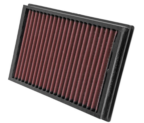 K&N 33-2877 High Performance Replacement Air Filter