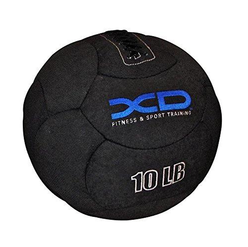 XD Fitness Kevlar Bulletproof Ball - Burst Proof Medicine Ball - Wall Ball - Slam Ball