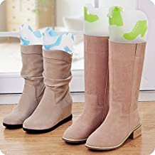 Jack-Store 1 Pair Boot Shapers, Shoe/ Boots Trees for Women (M)