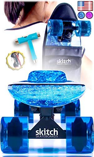 Skitch Blue Galaxy