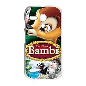 Bambi Motorola G Cell Phone Case White persent xxy002_6854702