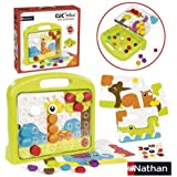 Nathan - 31601 - Animaux - Multicolore
