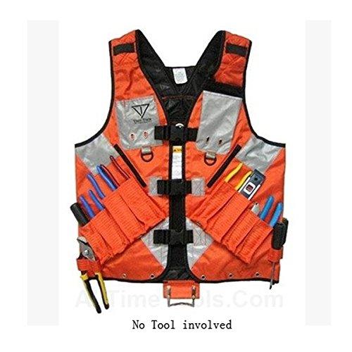 Carpenter Construction Tool Vest Pouch Bag Jacket
