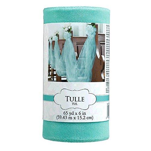 Tulle Spool - Robin's-egg Blue