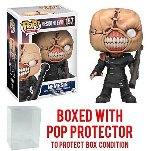 Funko Pop! Games: Resident Evil Nemesis Vinyl Figure