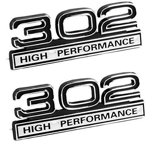 302 emblem - 2
