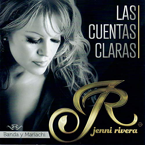 Jenni Rivera Stream or buy for $9.49 · Las Cuentas Claras
