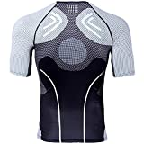GYM GALA Iron Man Shirt Casual and Sports 3D