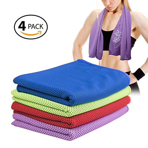 Cooling Breathable Microfiber Chilling Fitness product image