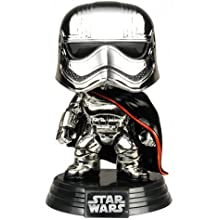 Star Wars Captain Phasma Chrome POP! Smugglers Bounty Exclusive 91
