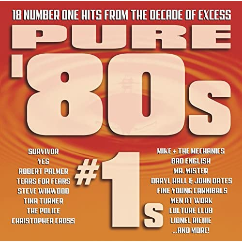 Pure 80s 1s Various artists