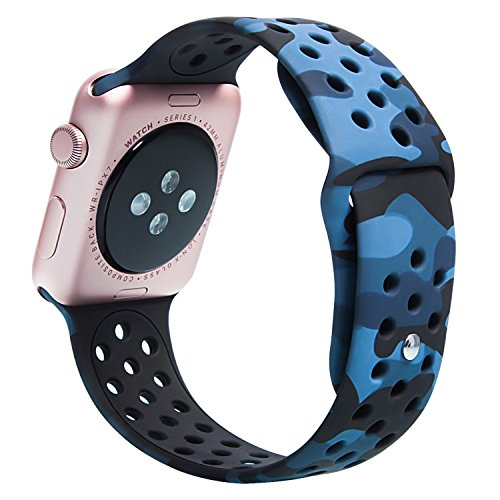 OTO Silicone Wristbands Replacement Camouflage