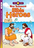 New Testament Bible Heroes, Standard Publishing Staff, 0784723389
