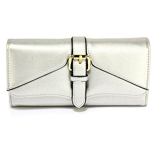 9499af631ce4 Ladies Large Purses Women Wallet Zip Designer New Luxury Card Holder Long  Handbag With Kiss Lock - Buy Online in KSA. Shoes products in Saudi Arabia.