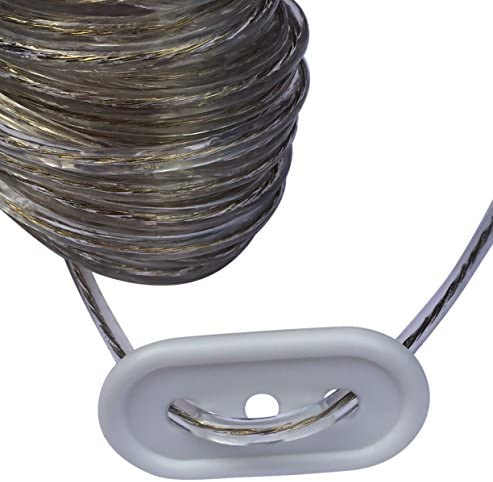 Cuerda para tender la ropa fuerte larga duración núcleo de acero ...