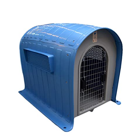 WXMJ Caseta para Perros al Aire Libre Jaula para Perros de ...