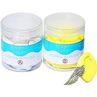 Resin Pro - Goma de silicona en pasta, tipo no tóxico, 500 g, bicomponente (1:1)