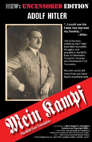Mein Kampf (The Ford Translation) (Best Regards In German)