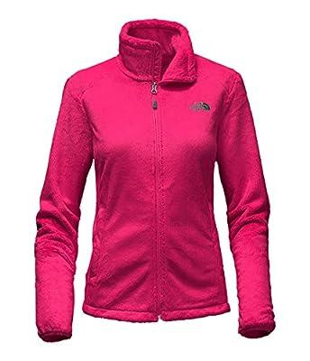 The North Face Osito 2 Jacket Women's Cerise Pink/Darkest Spruce Large