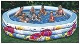 "144"" x 26"" Swim Center Neighborhood Pool"