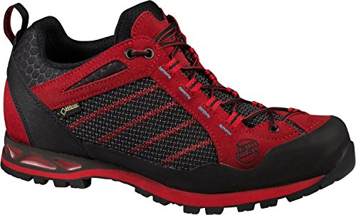 Hanwag makra Low GTX – Bright red