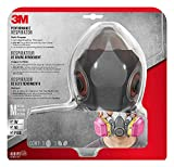 Tools & Hardware : 3M 62023HA1-C Professional Multi-Purpose Respirator, Medium