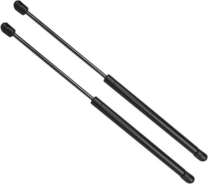 2 X Gasdruckfeder Hebehilfe Deckelstrebe Gas Requisiten Stoßdämpfer Für Suzuki Alto 2009 14 Für Nissan Pixo 2009 13 Baumarkt