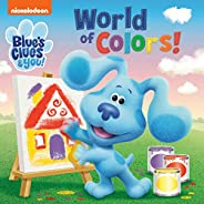 World of Colors! (Blue's Clues &a