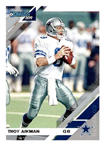 2019 Donruss #81 Troy Aikman Dallas Cowboys Football Card